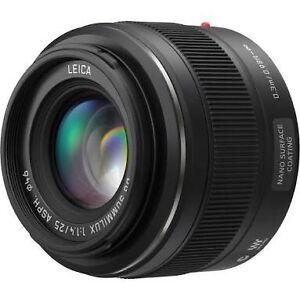 Looking Panasonic leica 25mm f1.4 Haymarket Inner Sydney Preview