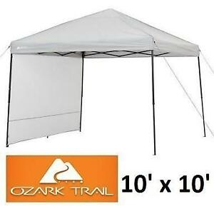 NEW* OZARK 10x10 TRAIL GAZEBO 30360 248777118 SUNWALL OUTDOOR SHELTER TENT CANOPY