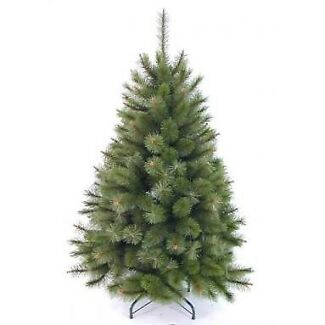 Small 5 foot fir look Christmas tree