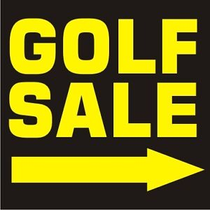 Golf Sale! Rockway & Doon Valley Pro Shops