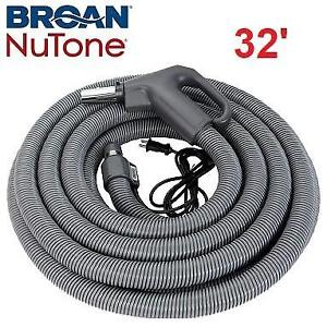 NEW BROAN CENTRAL VAC HOSE 32' BN32DV 231131840 BN32DV Central Vacuum System Deluxe Dual-Voltage