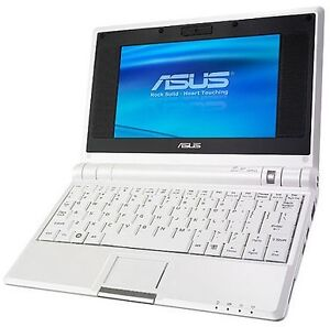 MINI LAPTOP, ASUS EEE PC 2G SURF, INTEL, 512MB, 8GB, LINUX, MINT