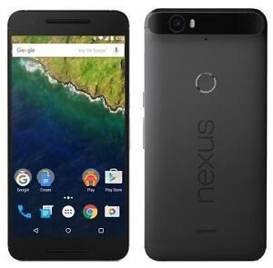Nexus 6P 32 GB w/ Spigen Case
