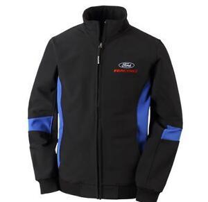 new ford racing performance polyester spandex jacket svt. Black Bedroom Furniture Sets. Home Design Ideas