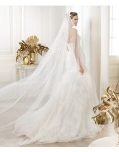 ****BEAUTIFUL Wedding Dress - Size 2- Pronovias Downtown-West End Greater Vancouver Area image 7