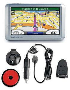 ENSEMBLE DE GPS GARMIN NUVI MODÈLE 750 - NÉGOCIABLE