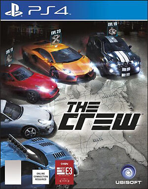 What are MMO Games? The Crew