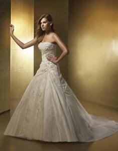 Beautiful Wedding Dress - NEVER WORN