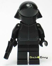 Various Star Wars Lego Style figures