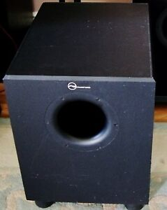 nuance Powered Floorsubs/Bassunits