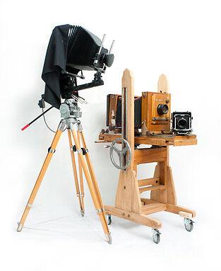 Fotografieren mit Boxkameras – alte Fotoapparate mit ganz besonderem Charme
