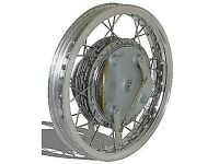Fontana 210mm Or 250mm Four Leading Shoe Front Wheel Wanted Please. Or Complete Hub Assembly.