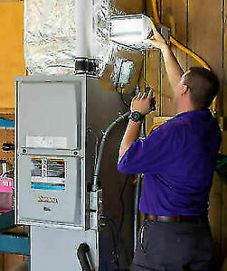 HVAC - FURNACES - ACs - DUCTWORK - WATER HEATER