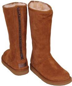 Ugg Boots Tan Colour