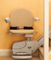 Curved & Straight Stair Lifts, Porch Lifts - 647-350-4488