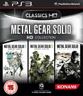 Metal Gear Solid HD Collection Video Games