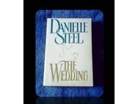DANIELLE STEEL - THE WEDDING - LARGE PAPERBACK - FOR SALE