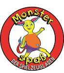 Spielwaren-Monsterspaß
