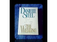 DANIELLE STEEL - THE WEDDING - PAPERBACK - FOR SALE