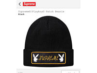 Supreme Playboy Beanie hat