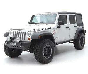 Jeep Wrangler Smittybilt off road front bumper