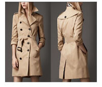 Burberry Trench Coat: Excellent Quality 1:1