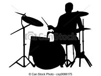 A drummer is looking for a band