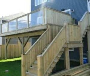 Need a Deck Or Fence Built? Great Low Rates!!