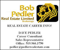 REAL ESTATE CAREER?  I CAN HELP!