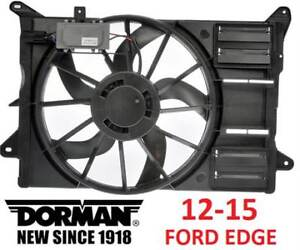 Brand New 2012-15 Ford Edge 2.0L Cooling Fan Assembly