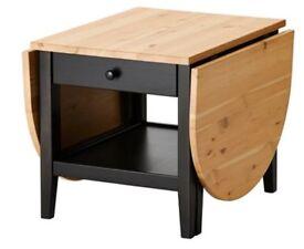 Ikea extendable coffee table