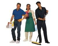 Cleaning Jobs,*** LMIA Pre-approved*** AB & BC, WORK PERMIT?