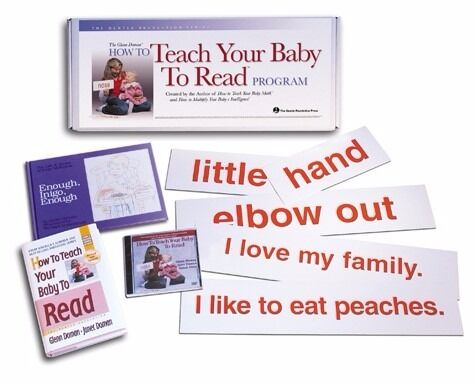 Teach Your Baby To Read DELUXE Program from USA - RRP £98!