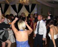Requests are welcome!  Wedding DJ Services to dance to.