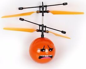 Flying Emoji Toys crazy chopter