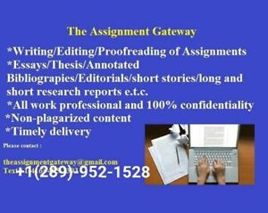 The Assignment Gateway
