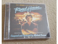 *VERY RARE CD* ''Road House Soundtrack'' *INTRADA SPECIAL COLLECTORS EDITION* *NEW AND SEALED*, £30