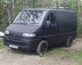 Van, Camper/Surf Bus