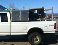 Custom Aluminum Truck Boxes, Rack and Rails