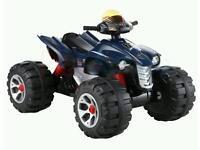 Big Wheels 12v Kids Electric Quad