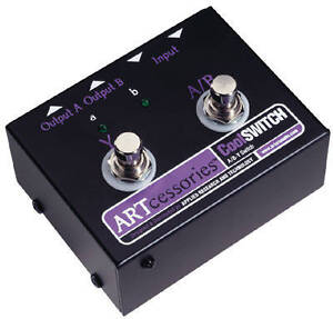 Looking for an A/B or A/B/Y pedal.