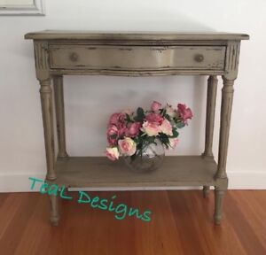 Side Table hallway table entrance table Sylvania Sutherland Area Preview