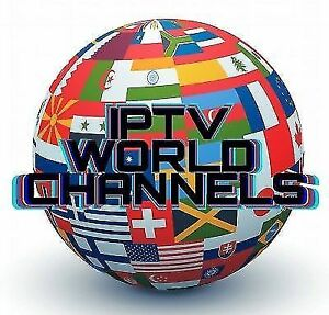 IPTV SUBSCRIPTION World Wide Best Quality Free 24h Test