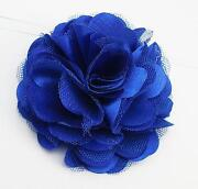 Royal Blue Brooch