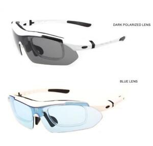 Kit Lunettes Soleil Sportives , xProfessional Polarized  Glasses  Outdoor Sports
