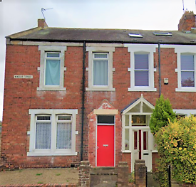 5 bedroom house in Windsor Terrace, South Gosforth, Newcastle upon Tyne