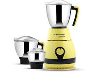 Butterfly Pebble 3 Jugs Mixer Grinder 600W