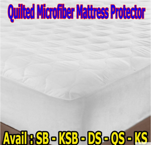 Brand New Quilted Mattress Protector for sale. Postage available Kingsbury Darebin Area Preview
