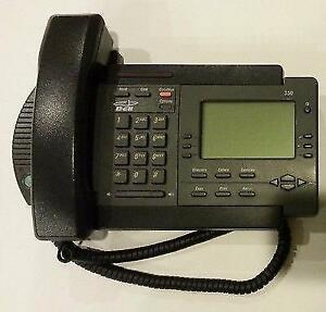 NORTEL VISTA 350, ASTRA 390 BUSINESS PHONES, AT&T TWO (2 ) LINE ANSWERING SYSTEM CORDED/ CORDLESS CONNECT TO CELL PHONES