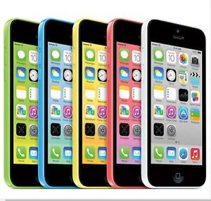Great iPhone 5c 16gb Unlocked Smartphone in Pink, Blue , ..